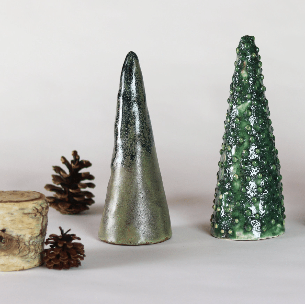 sapin de noel ceramique made in france artisanat ethique