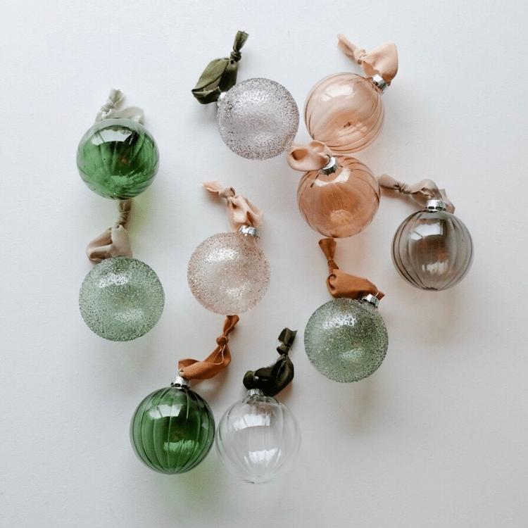 boules de noel teinture végétale made in france
