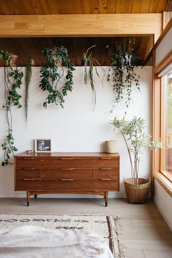enfilade bois ecologique meuble occasion zero dechet