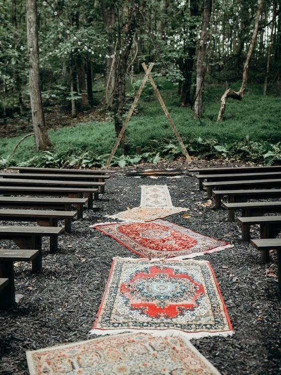 arche de mariage ecologqiue seconde main occasion