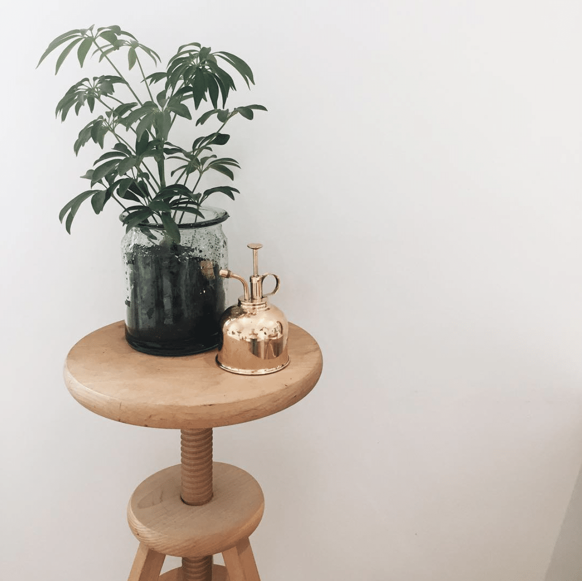 tabouret urban jungle chiné vintage kinfolk slow design
