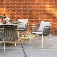 salon de jardin rotin fauteuil écologique sans cov outdoor extérieur